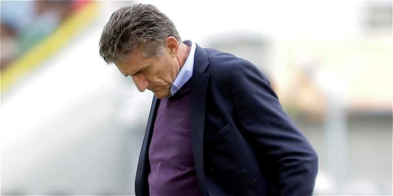 Es oficial: Edgardo Bauza dejó de ser el técnico de Argentina