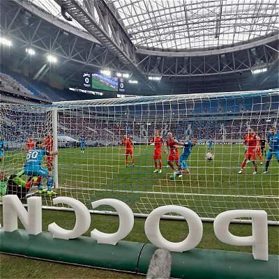 Estadio Zenit Mundial Rusia 2018 y Copa Confederaciones