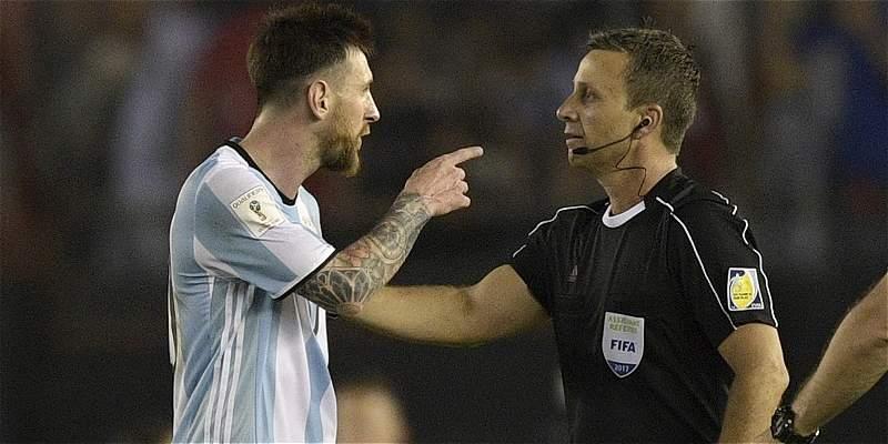 Fifa escucha la apelación de Messi a sanción de 4 juegos con Argentina