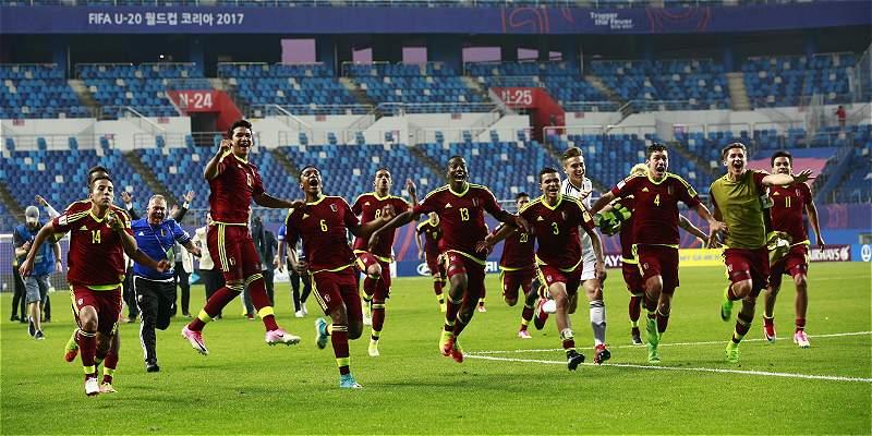 Venezuela Sub 20 Contra Ecuador Sub 20: Venezuela Es Finalista Del Mundial Sub 20 De Corea 2017