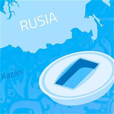 Conozca las sedes, calendario y más de Copa Confederaciones de Rusia