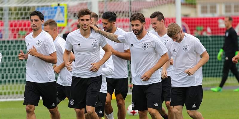 Alemania, a entrar triunfante en Copa Confederaciones contra Australia