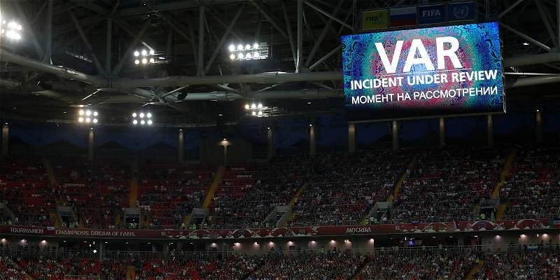 Balance del VAR en Copa Confederaciones