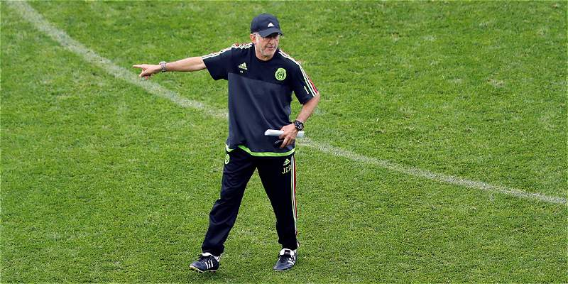 México buscará contra Nueva Zelanda tres puntos clave para semifinal
