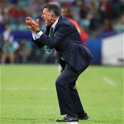 Osorio: 'En el segundo tiempo fuimos totalmente superiores al rival'