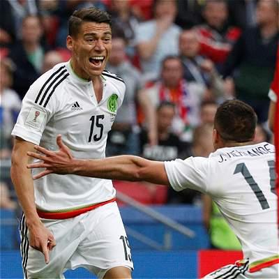 México Rusia Copa Confederaciones