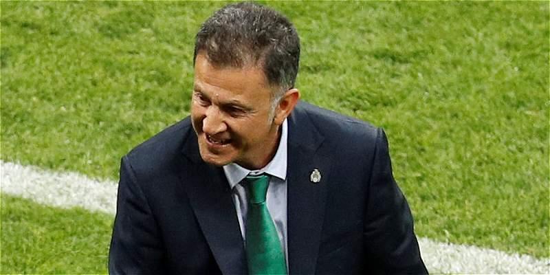 'México puede jugar de tú a tú contra cualquiera': Juan Carlos Osorio
