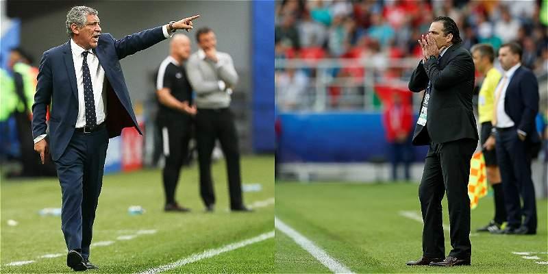 Chile-Portugal:experiencia y ataque en \'semis\' de Copa Confederaciones