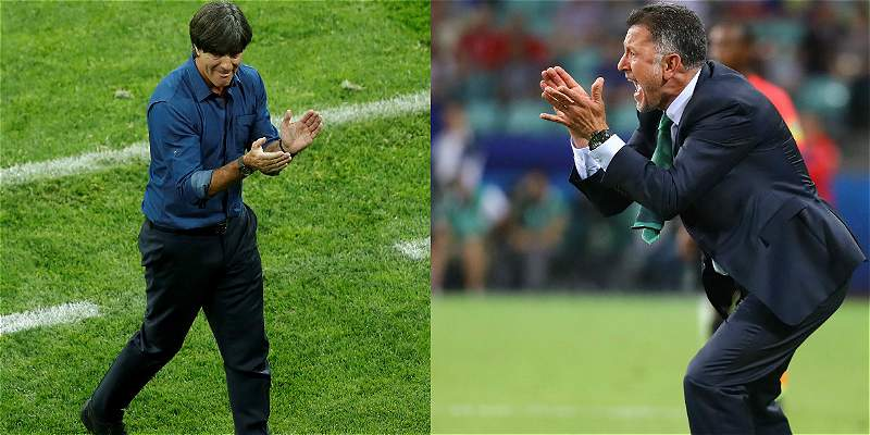 El experimento alemán se enfrenta al ímpetu mexicano en semifinal