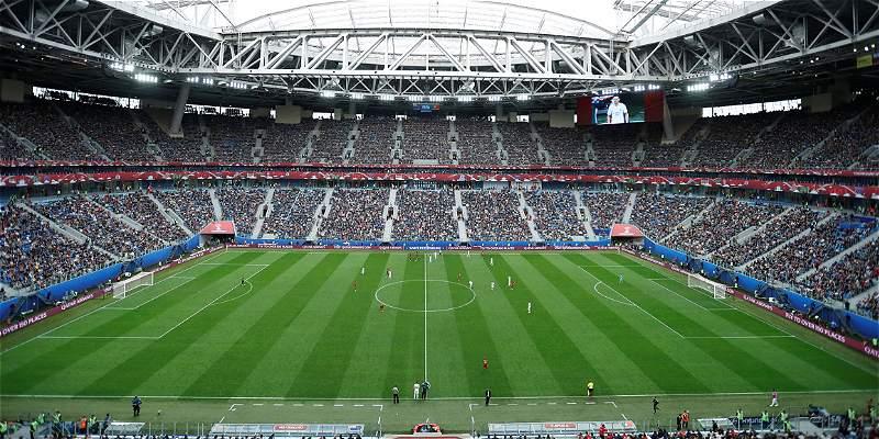 San Petersburg Stadium