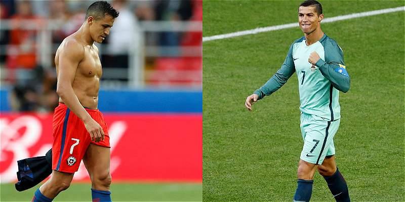 Cristiano contra Alexis