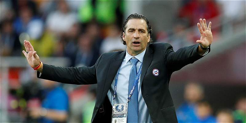\'Chile y Portugal están entre las mejores selecciones del mundo\':Pizzi