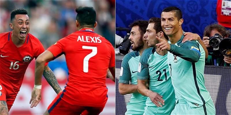 Portugal vs. Chile