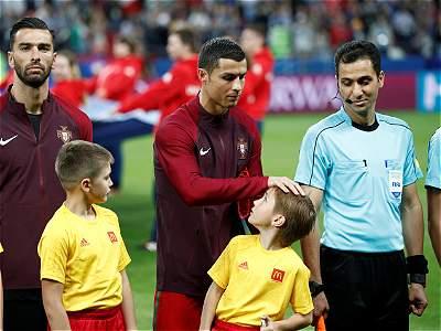 Portugal vs. Chile/GALERÍA