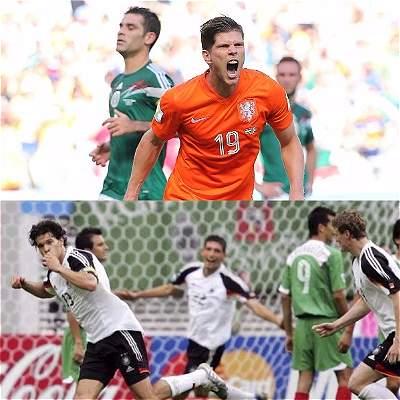 México juega en 29 de junio
