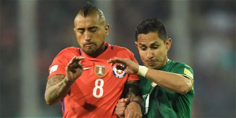 Bolivia es optimista para anular sanción de Fifa que le quita puntos