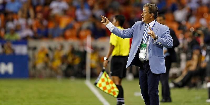 \'¡Fuera Pinto!\' gritaron los hondureños tras empatar 0-0 con Guayana