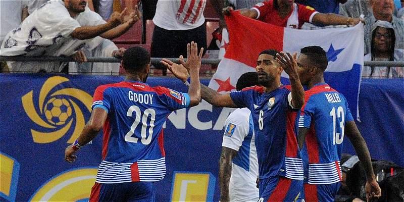 Panamá ganó por primera vez en la Copa Oro: superó 2-1 a Nicaragua