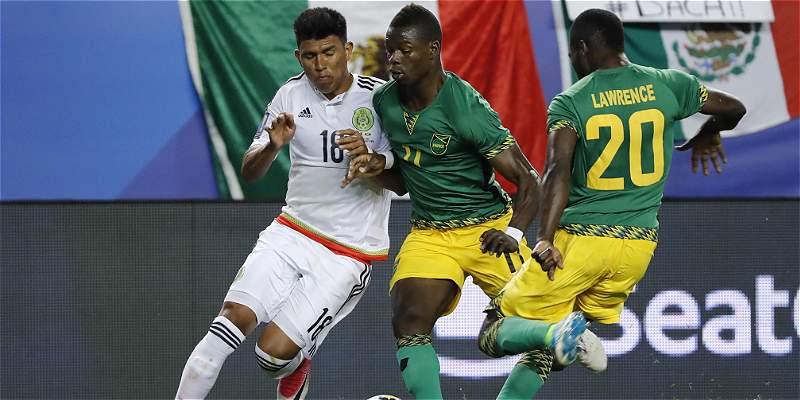 México, dirigida por Pompilio Páez, empató 0-0 con Jamaica en Copa Oro