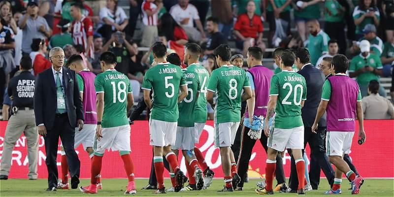 México de Osorio eliminado de la Copa Oro, perdió 1-0 frente a Jamaica
