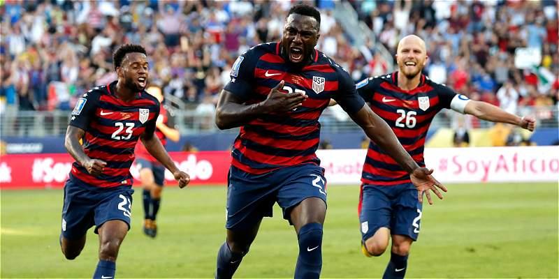 Estados Unidos ganó su sexto título de Copa Oro: superó 2-1 a Jamaica