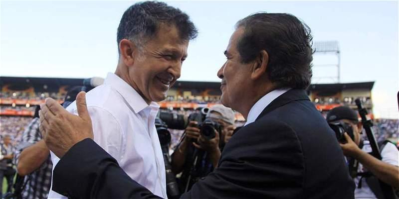 Pinto cree que Osorio debe estar tranquilo por su trabajo en México