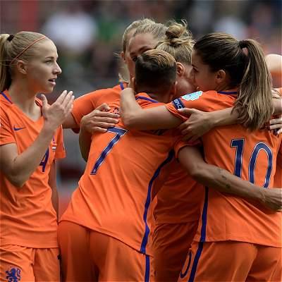 Holanda, campeón de la Eurocopa femenina