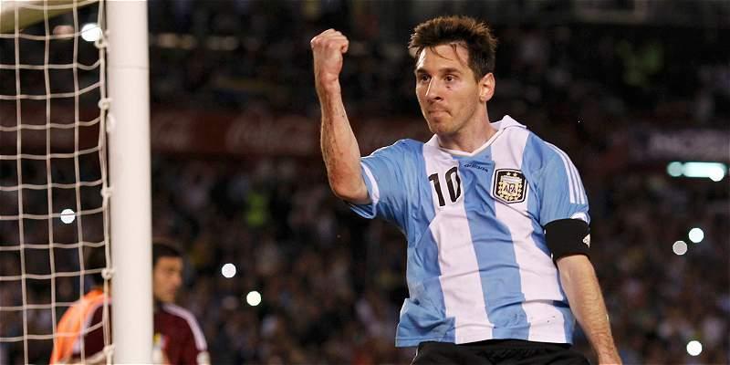 Lionel Messi y Dybala lideran la lista argentina para Eliminatorias