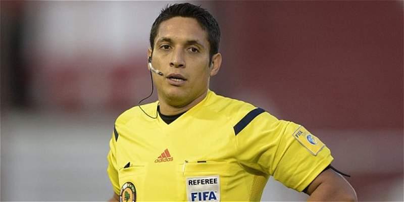 Jesús Valenzuela, el inexperto árbitro que pitará Colombia vs. Brasil