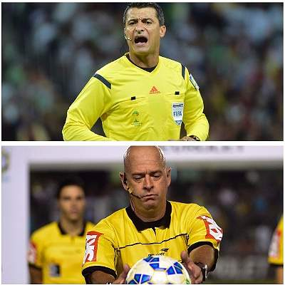 Rumor en Conmebol: árbitros brasileños para fecha 17 de Eliminatoria