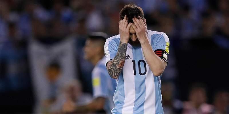 'Argentina tiene miedo de quedarse sin Mundial': 'Cachito' Ramírez
