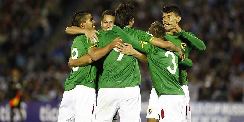 Bolivianos, satisfechos