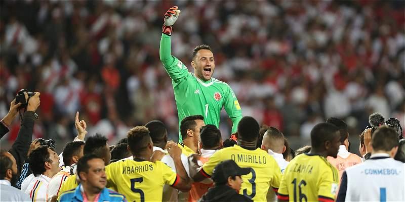 Colombia igualó con Peru