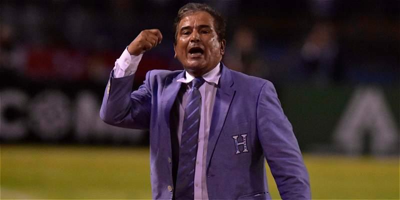 Pinto y Honduras ya tienen fecha para el repechaje frente a Australia