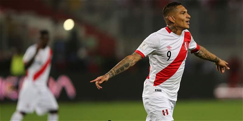 Perú y N. Zelanda se enfrentarán el 11 y 15 de noviembre:confirmó Fifa