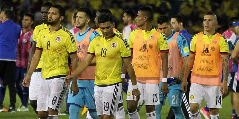 Colombia sigue perdiendo puestos en ránking Fifa: va en la casilla 13