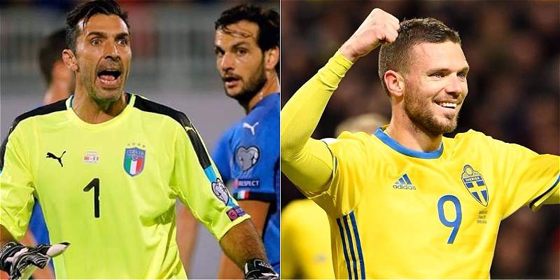 Estas son las llaves del repechaje europeo rumbo al Mundial de Rusia