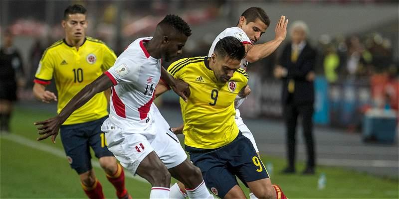 Fifa habría aceptado reclamo por presunto amaño en Perú vs. Colombia