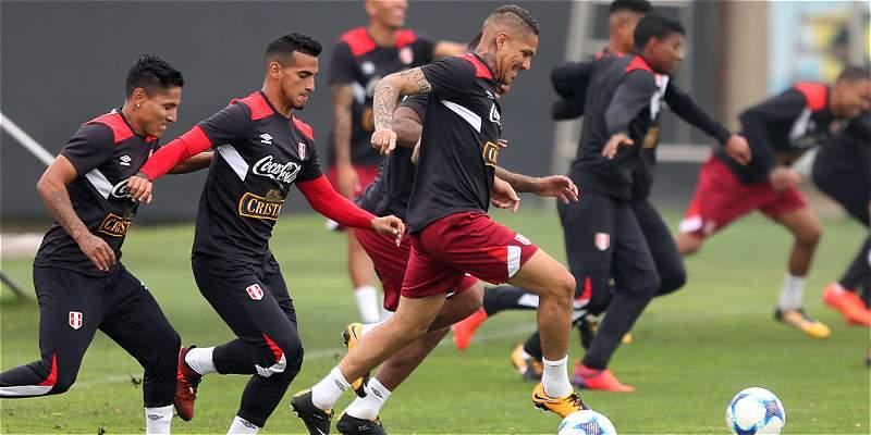 Estos son los elegidos de Perú para disputar el repechaje al Mundial