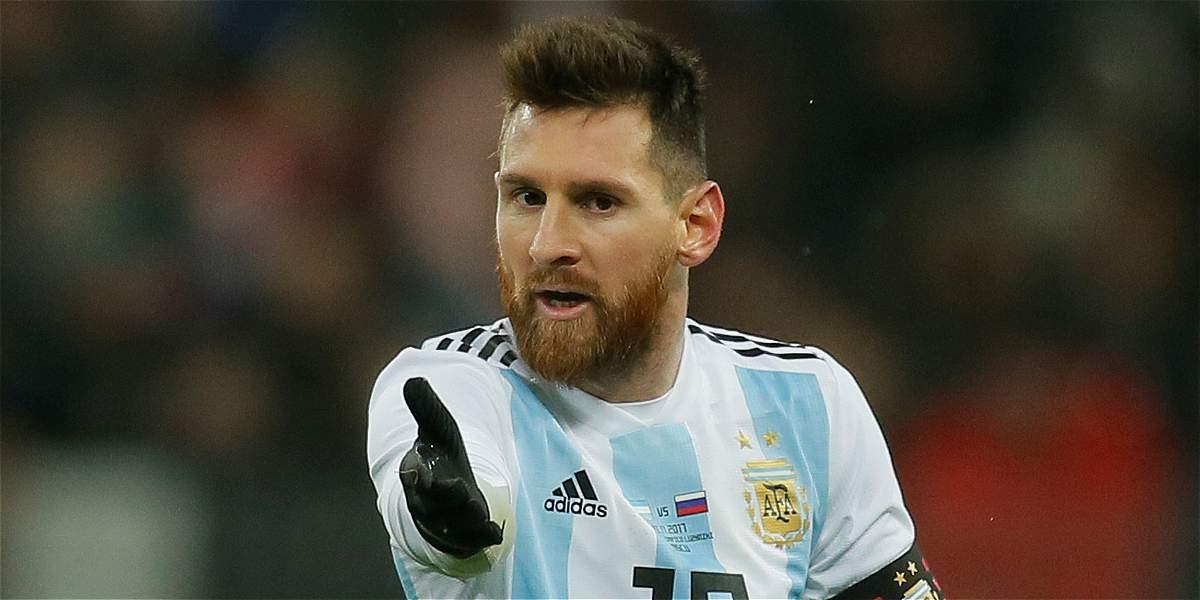 'Me daba vergüenza decir que quería estar otra vez': Lionel Messi