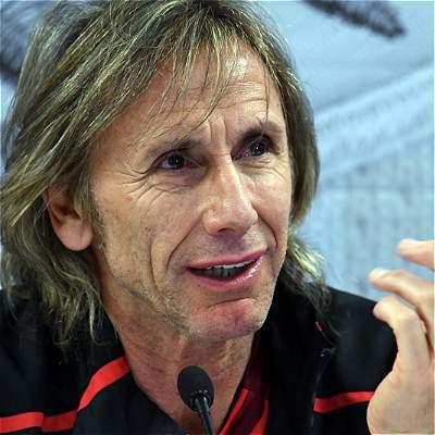 El 'Tigre' Gareca pasó de ser verdugo a convertirse en héroe de Perú