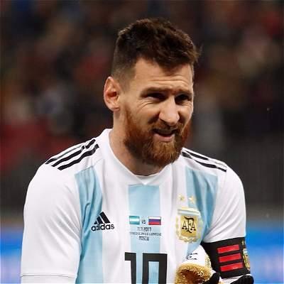 Messi implicado por Burzaco