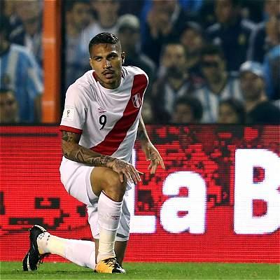 Examen capilar ayudaría a Paolo Guerrero para que juegue el Mundial