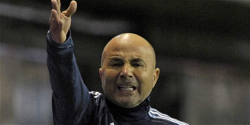 \'Brasil, Francia y España están un paso delante de Argentina\':Sampaoli