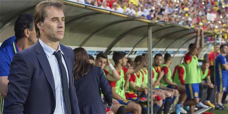 Estrellas apuntan a España