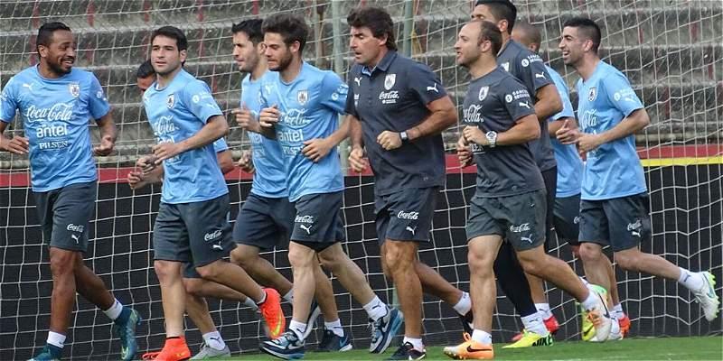 Uruguay todavía no define su búnker para el Mundial Rusia 2018