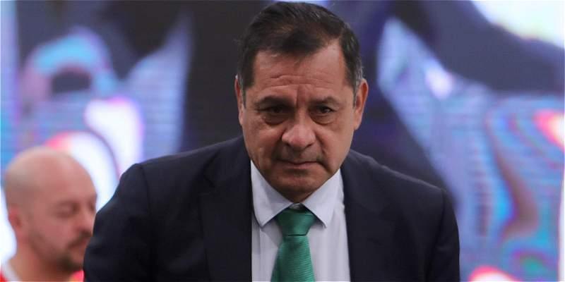 Pompilio Páez dice que México aspira a llegar a la final del Mundial
