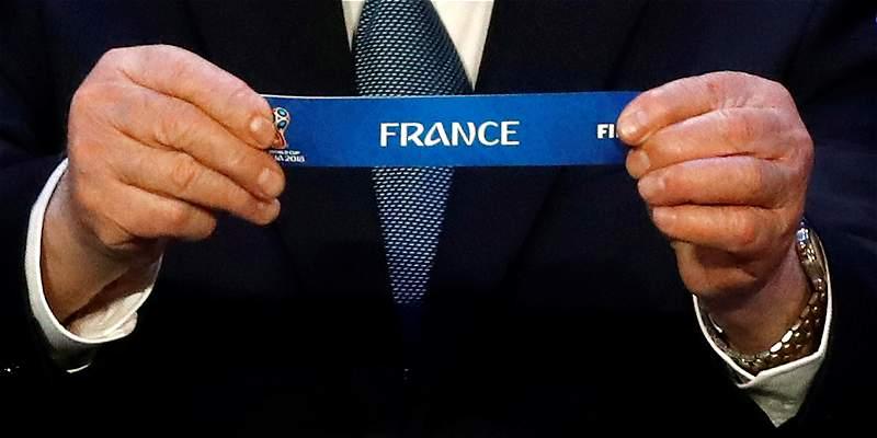 Francia podría ser el rival de Colombia en fecha FIFA de marzo