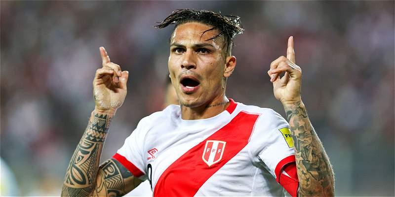 Paolo Guerrero apelará la sanción de la Fifa de suspenderlo por un año