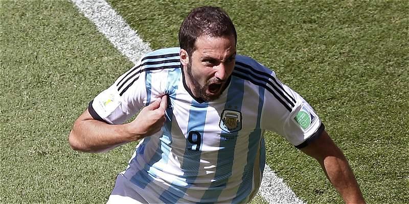Se acerca el regreso de Gonzalo Higuaín a la selección Argentina